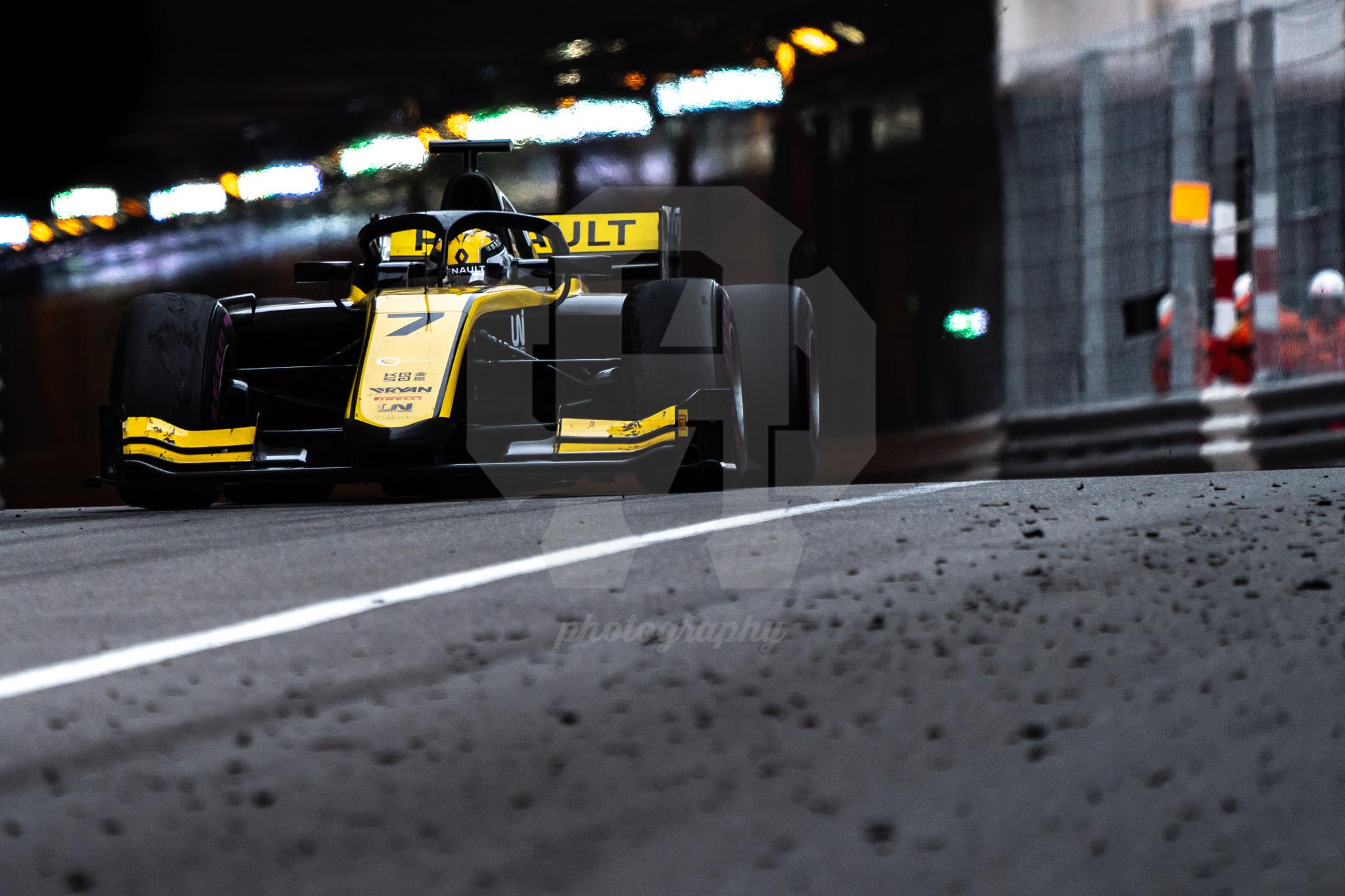 Monaco F1 GP, 2019
