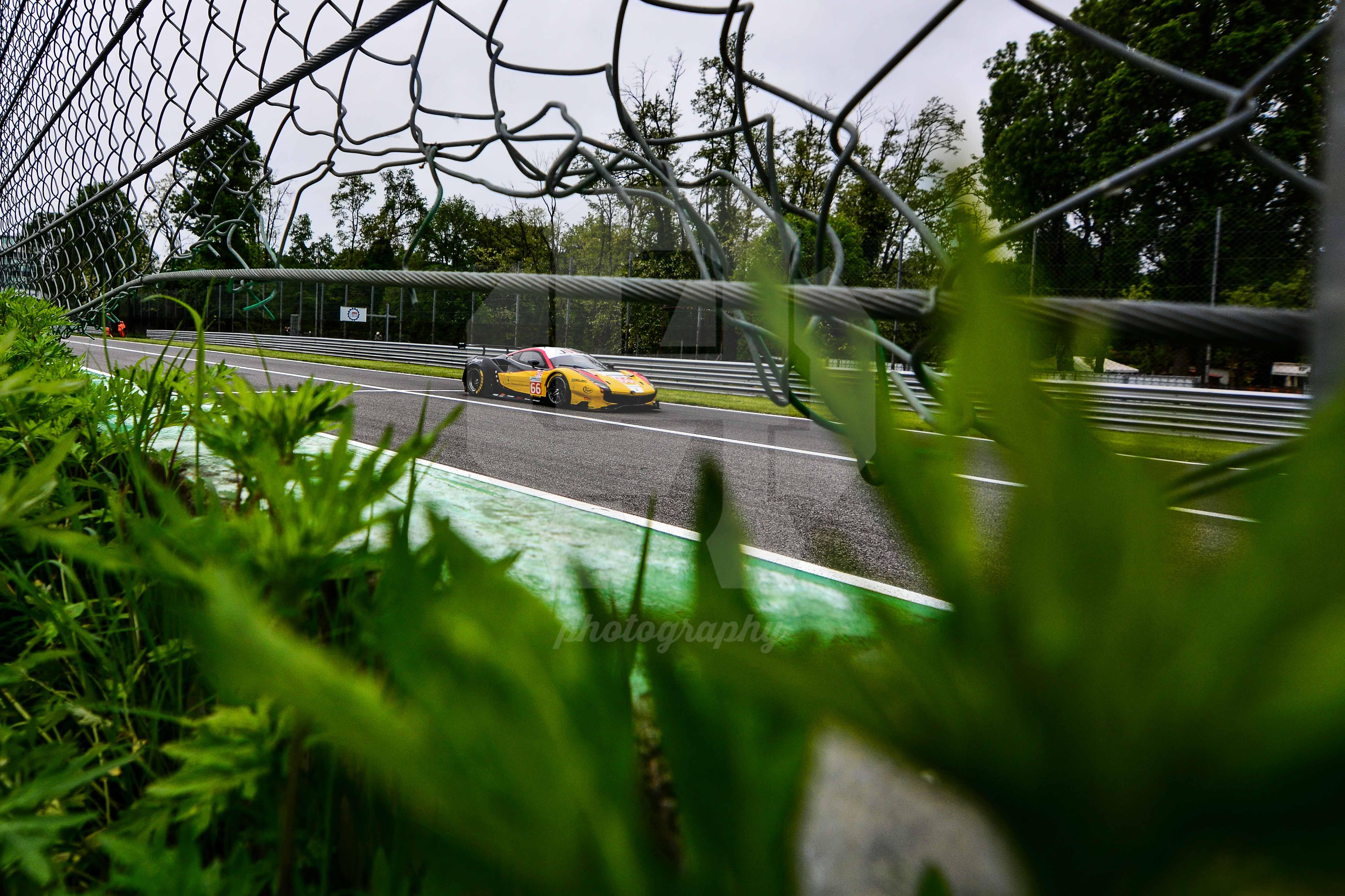 European Le Mans Series, Monza 2019