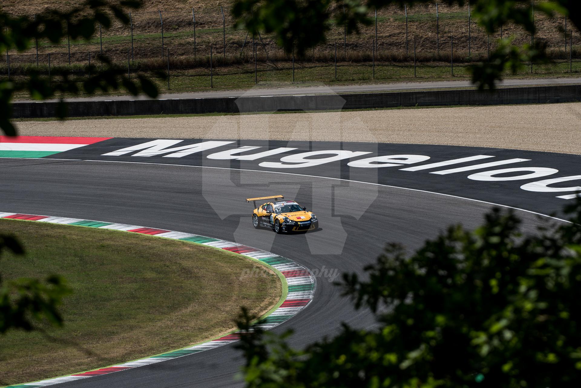 Mugello Round 4, Porsche Carrera Cup Italia 2019
