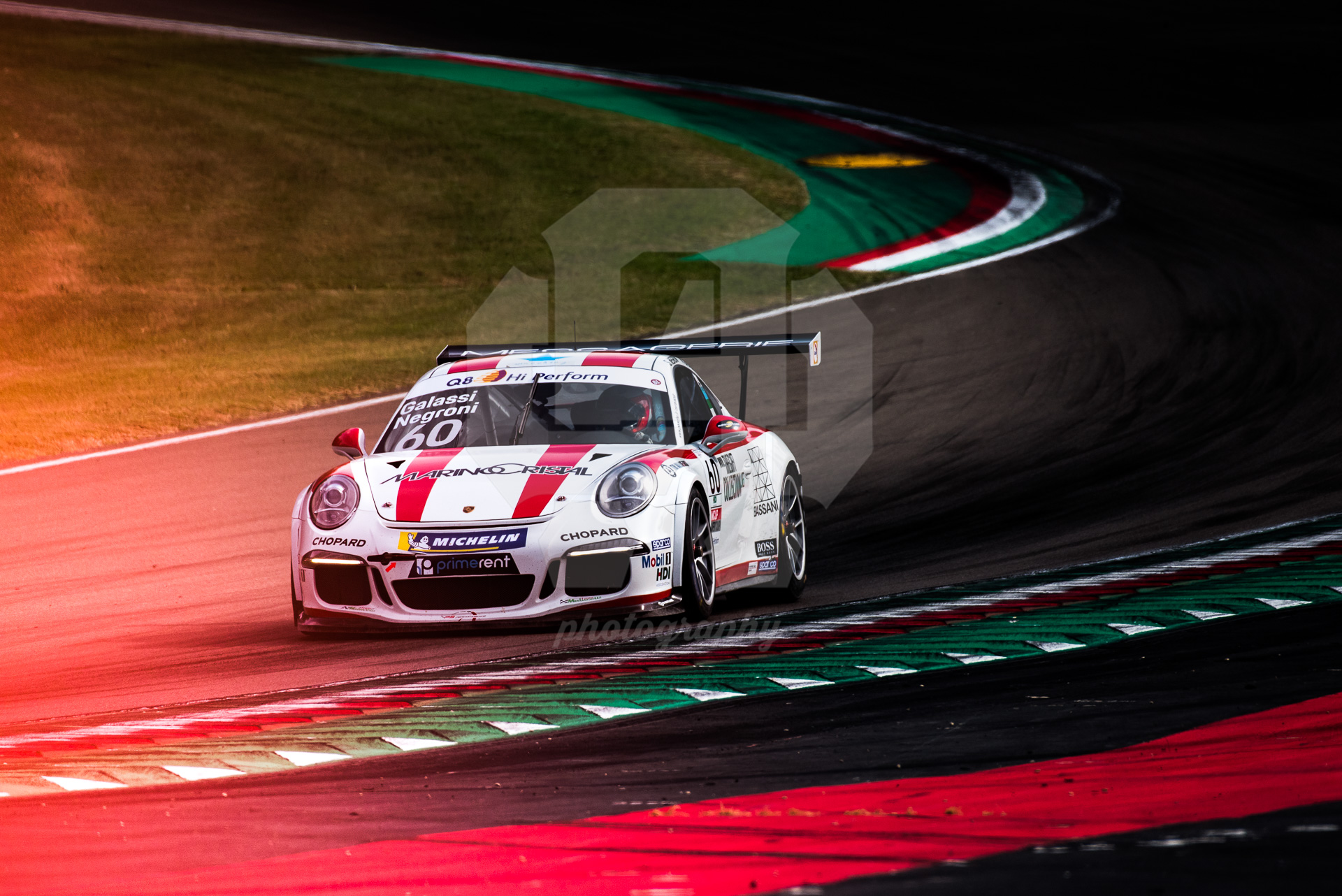 Imola Round 3, Porsche Carrera Cup Italia 2019