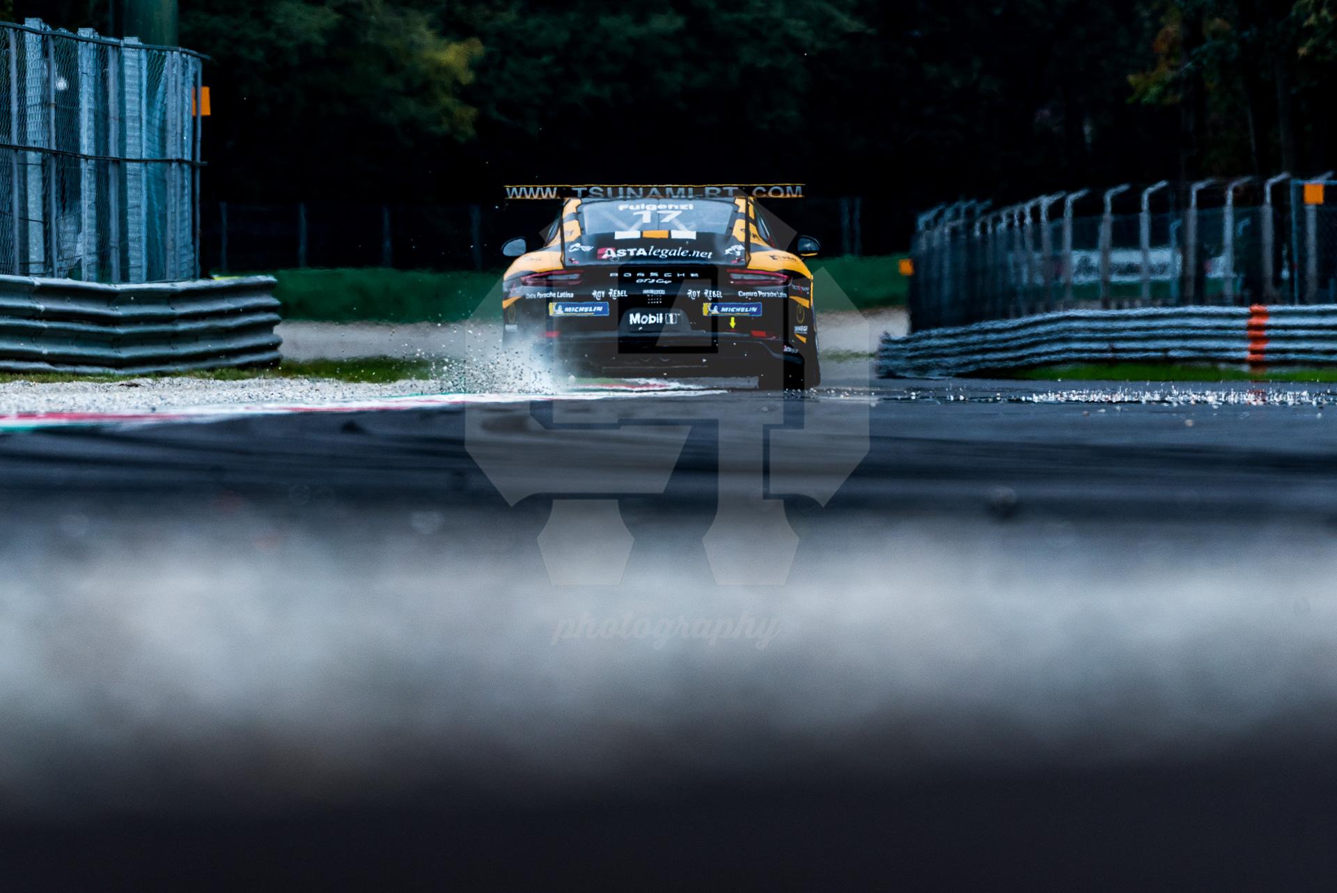 Monza Round 7, Porsche Carrera Cup Italia