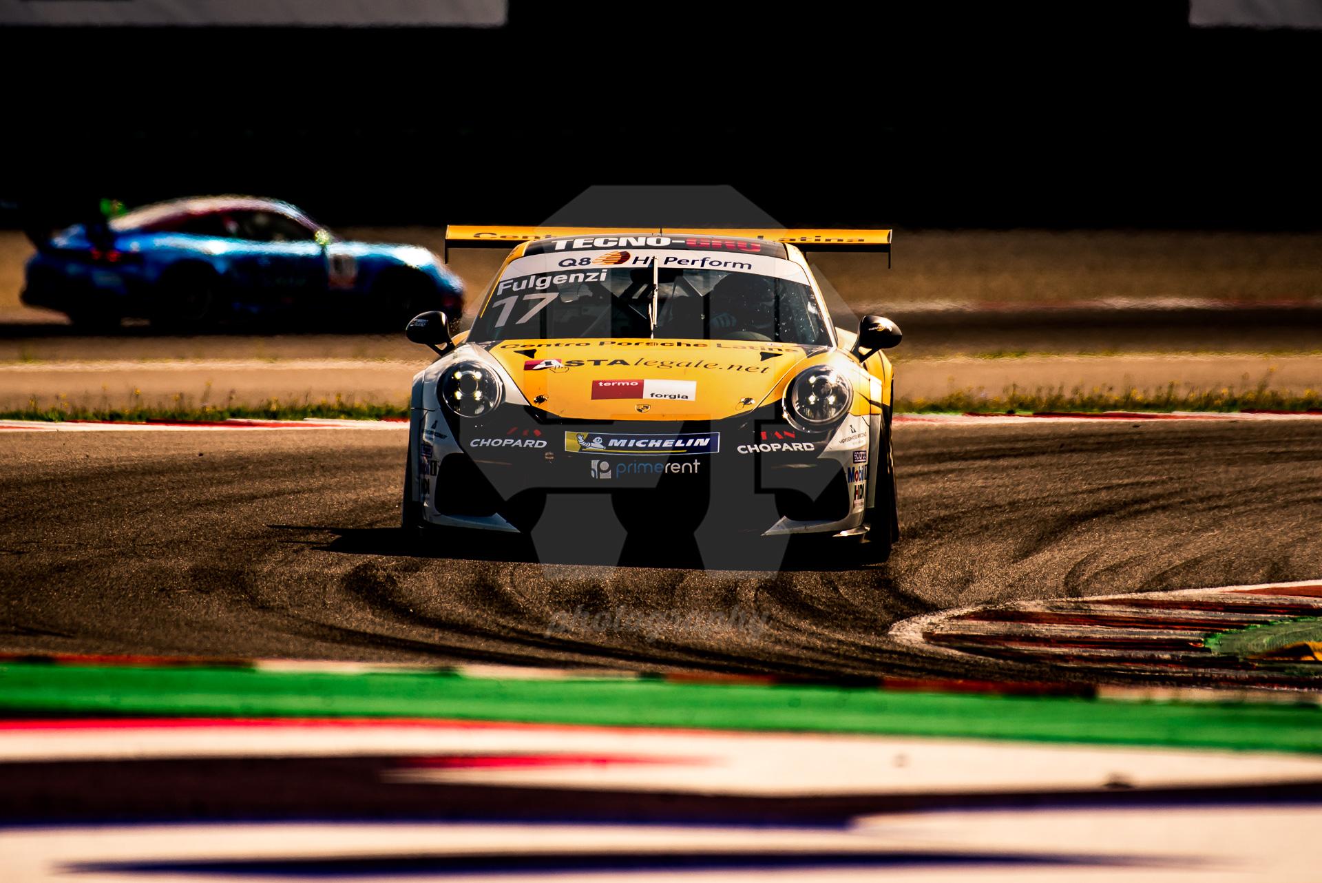 Porsche Festival Misano Round 6, Porsche Carrera Cup Italia 2019